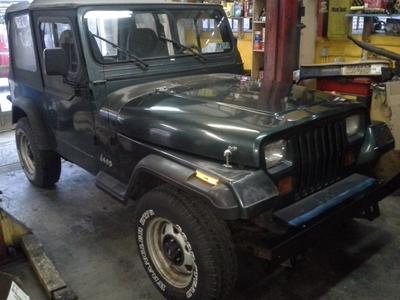 Used 1994 Jeep Wrangler SE 4WD