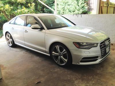 Used 2013 Audi S6 4.0T Prestige