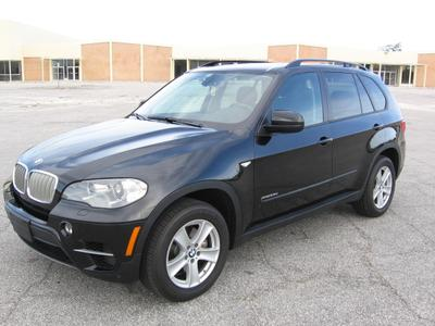 Used 2012 BMW X5 xDrive35d