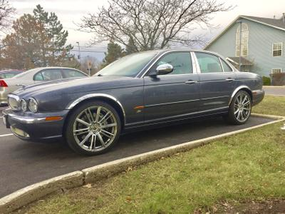Used 2004 Jaguar XJR