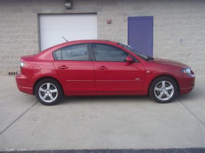Used 2005 Mazda Mazda3 s