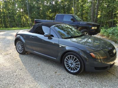 Used 2001 Audi TT Roadster quattro