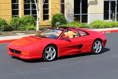 Used 1999 Ferrari F355 GTS