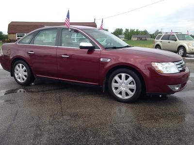 Used 2008 Ford Taurus Limited