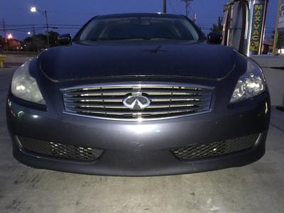 Used 2009 INFINITI G37 x