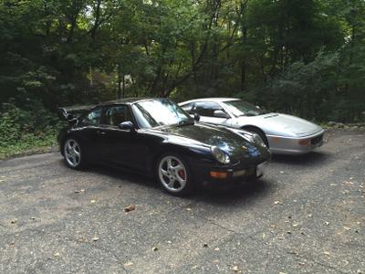 Used 1996 Porsche 911 Turbo 3.6