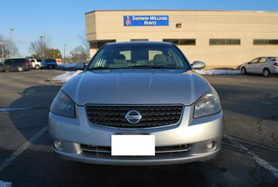Used 2005 Nissan Altima 2.5 S