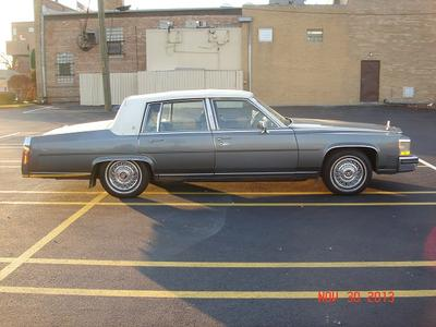 Used 1989 Cadillac Brougham
