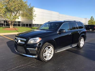 Used 2014 Mercedes-Benz GL 550 4MATIC