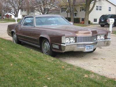 Used 1969 Cadillac Eldorado
