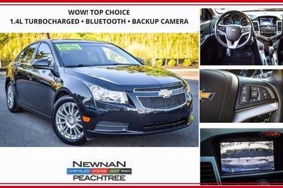 Used 2013 Chevrolet Cruze ECO