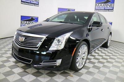 New 2017 Cadillac XTS Platinum Collection FWD