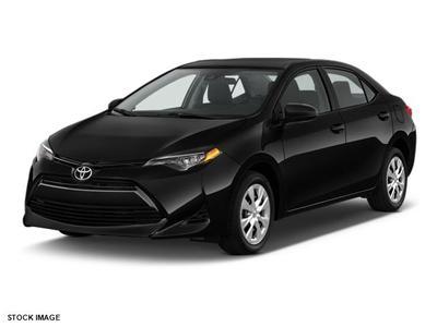 New 2017 Toyota Corolla LE