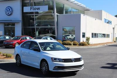 New 2017 Volkswagen Jetta 1.8T Sport