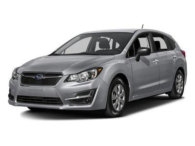 New 2016 Subaru Impreza 2.0i Sport Limited
