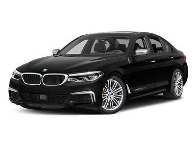 New 2018 BMW M550 i xDrive