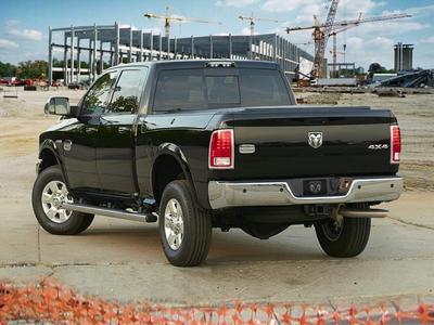New 2017 RAM 2500 Tradesman
