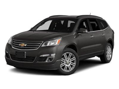 New 2015 Chevrolet Traverse LS