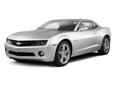 Used 2012 Chevrolet Camaro 2LS