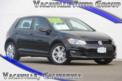 Certified 2015 Volkswagen Golf TDI SE 4-Door