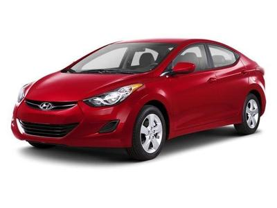 Used 2011 Hyundai Elantra Limited