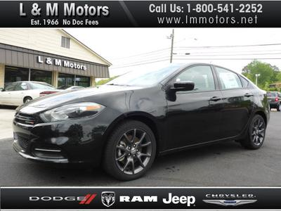 New 2016 Dodge Dart SE