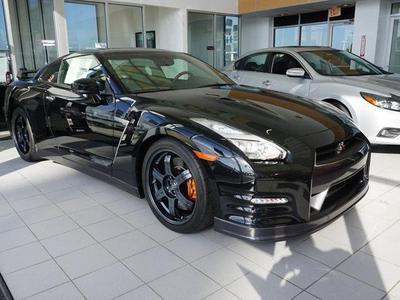 New 2015 Nissan GT-R Black Edition