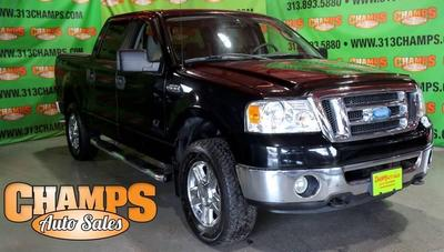 Used 2007 Ford F-150 Lariat SuperCrew