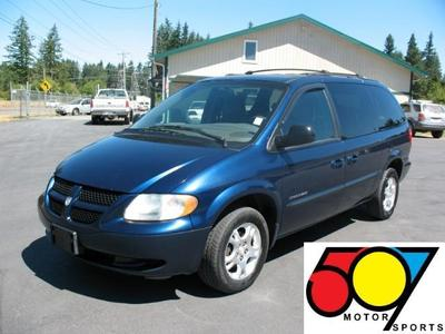 Used 2001 Dodge Grand Caravan EX
