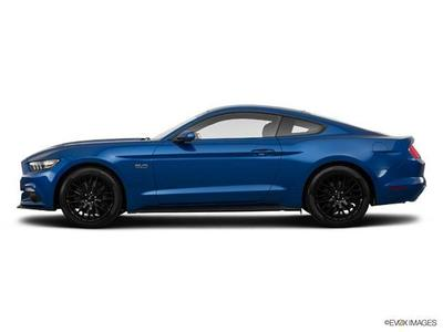 New 2017 Ford Mustang
