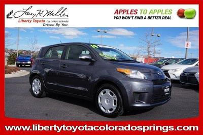 Certified 2014 Scion xD Base