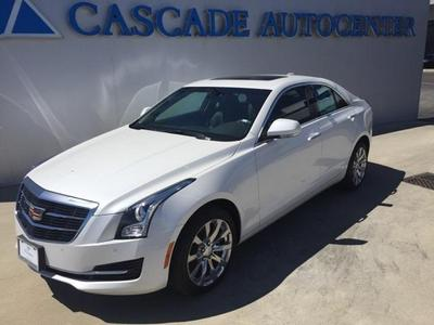 New 2017 Cadillac ATS 2.0L Turbo Luxury