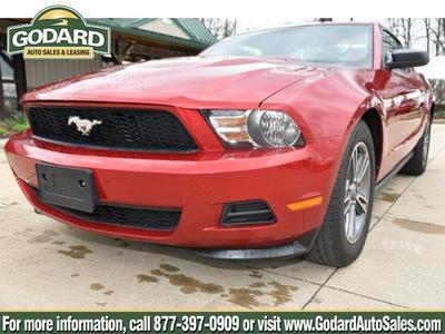 Used 2012 Ford Mustang V6 Premium