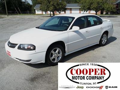 Used 2005 Chevrolet Impala LS