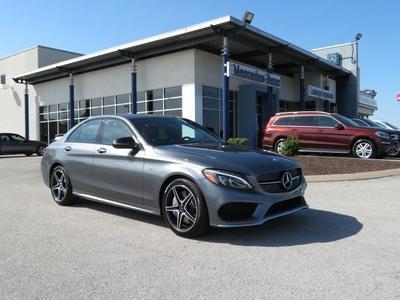 New 2017 Mercedes-Benz AMG C 43 Base 4MATIC