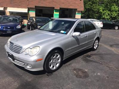 Used 2005 Mercedes-Benz C320 4MATIC
