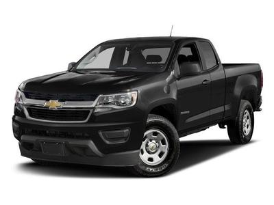 New 2017 Chevrolet Colorado 2WD WT
