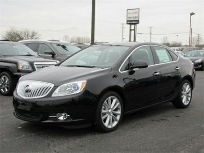 New 2016 Buick Verano Leather Group