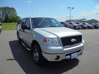 Used 2006 Ford F-150 XLT SuperCrew