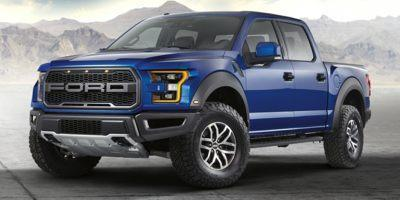 New 2017 Ford F-150 Raptor