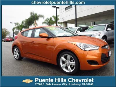 Used 2015 Hyundai Veloster Base