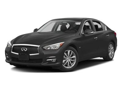 Used 2017 INFINITI Q50 RED SPORT 400 TECHNOLOGY
