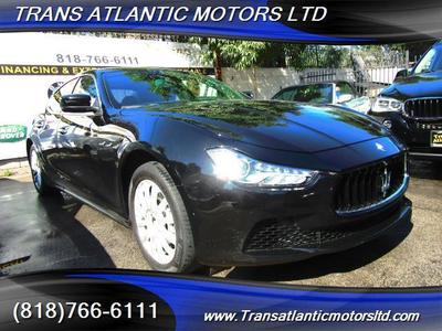 Used 2014 Maserati Ghibli Base