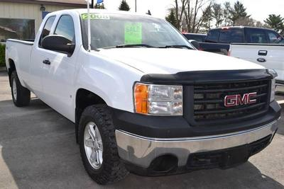 Used 2008 GMC Sierra 1500 Work Truck