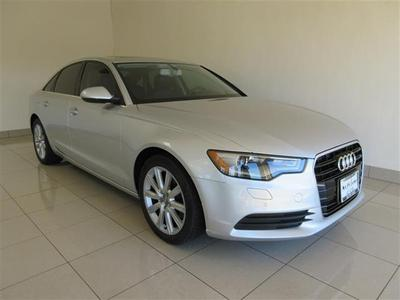 Used 2013 Audi A6 2.0T Premium Plus