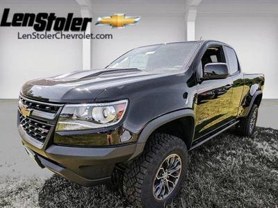 New 2017 Chevrolet Colorado ZR2