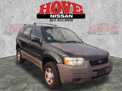 Used 2001 Ford Escape XLS