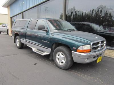 Used 1998 Dodge Dakota SLT