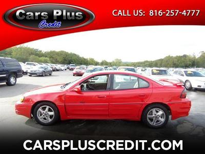 Used 2000 Pontiac Grand Am GT
