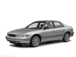 Used 2002 Buick Century Custom